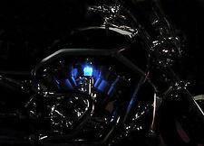 """HD V-ROD GLASS TUBE WITH """"BLUE"""" LED!!!"""