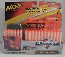Nerf N-Strike Flip Clip Refill 30 Darts!  Works with any N-Strike Clip Blaster