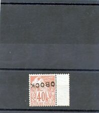 OBOCK Sc 41(YT 18A)*F-VF LH INV OPT signed $450