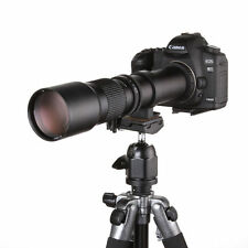 500mm F/8 Super Telephoto Lens for Sony E A7 A7S A7R II A6000 A5100 A6300 Camera