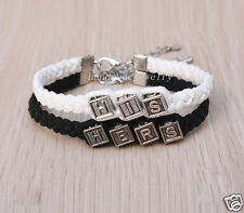 Couples Bracelets his hers Christmas gift  Bridesmaid Jewelry  Friendship gifts