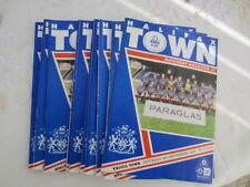 Halifax Town Non-League Home Teams F-K Football Programmes