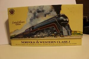 Bachmann HO N&W Class J # 600 Limited Collector's Edition Still in Box