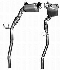 Rußpartikelfilter mit Oxi-Kat Audi Seat Skoda VW BLS BMM BMP BXJ