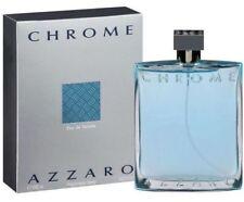 CHROME By AZZARO Men Cologne 6.7 / 6.8 oz EDT Men New in Box SEALED