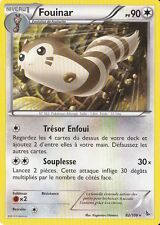Fouinar - XY : Etincelles - 82/106 - Carte Pokemon Neuve Française