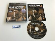 Uncharted 3 - GOTY Game Of The Year Edition - Sony PS3 - PAL FR - Avec Notice