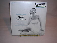 Dick Leibert at the Organ Musical Reflections Camden Records CAE 254