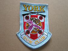 York Gun Club Sport Cloth Patch Badge (L2K)