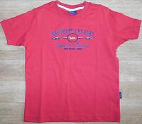 Harmont & Blaine boy red top t-shirt size S 4-5-6 y New designer