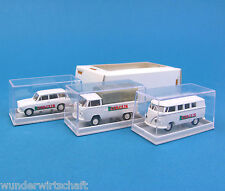 Brekina H0 VW-Set Circus T1 Bus Pritsche 1500 Variant OVP HO 1:87 Box Zirkus