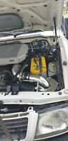 Nissan patrol GU Factory TD42T Turbo High flow Airbox Direct fit upgrade