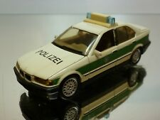 SOLIDO BMW 3 series E36 - POLIZEI - CREAM 1:43 - GOOD CONDITION