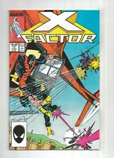 X-Factor #17  1st RICTOR of LOGAN movie, 9.4 NM, Marvel