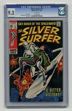 The Silver Surfer #11 - CGC 9.2 - Marvel - Stan Lee - 1969