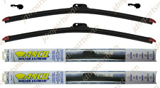 "ANCO WINTER BEAM Wiper Blade 22"" & 22"" (Set of 2) Front - WX22UB + WX22UB"