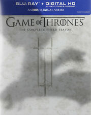Game of Thrones: The Complete Third Season Blu-Ray - Brand New-Sealed-Free Ship
