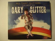 CD:GARY GLITTER ALL THAT GLITTERS THE BEST OF SWEET T.REX BRAVO SLADE S.QUATRO