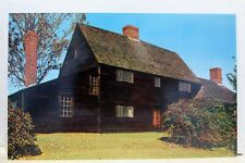 New Hampshire NH Portsmouth Jackson House Postcard Old Vintage Card View Post PC