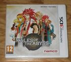 Tales of the Abyss Nintendo 3DS PAL UK English New Sealed Mint Rare