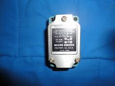 NEW NO BOX HONEYWELL MICROSWITCH 1LS3 PRECISION LIMIT SWITCH (BODY ONLY)