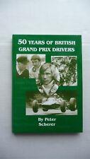 BRITISH GRAND PRIX DRIVERS.  Moss, Mansell, Hill, Hawthorn, etc..