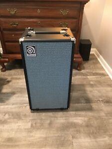 Ampeg SVT-210AV Speaker Cabinet 200W - Black