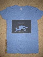 NEW CUSTOM YOGA AMERICAN APPAREL T-SHIRT - SIZE EXTRA LARGE