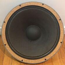 Vintage JBL JIM LANSING 150-4C 16 Ohms Woofer Speaker