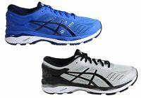 Asics Gel Kayano 24 Mens Running Sport Shoes (D Width) Standard Fitting - CSC