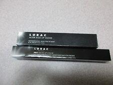 Lot 2 Lorac Pro Matte Lip Color Lip Lipstick & Alter Ego Lip Gloss Authentic