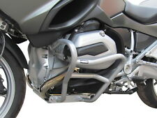 Paramotore Crash Bars HEED BMW R 1200 RT LC (2014 - 2018) - argento protezione