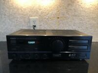 Open Box New Onkyo A-RV400 Integrated Stereo Amplifier