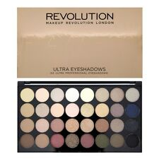 Makeup Revolution  32 Mattes & Shimmer Eyeshadow Palette  Flawless