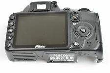 NIKON D3100 Rear Back Cover with LCD and Card Door REPLACEMENT PART USED EH2542