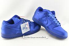 competitive price 97fb2 3d4d8 Nike SB Dunk Low TRD X NBA Satin Deep Royal Blue Sz 10 High Pro Ar1577