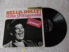 Ella  Fitzgerald  Hello Dolly LP Album Canada pressing