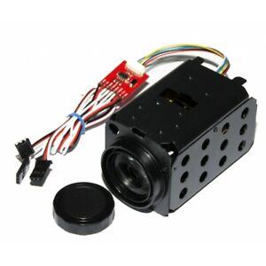 FM36X 800TVL Zoom Camera with Infrared sensor - Genuine Flytron UK Product