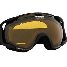 Goggle Skibrille polarisierend Snowboardbrille nachtsicht nachtski gelb