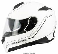 Casque Moto / Scooter Modulable S-Line blanc S550 Taille M