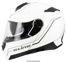 Casque Moto / Scooter Modulable S-Line blanc S550 Taille XS
