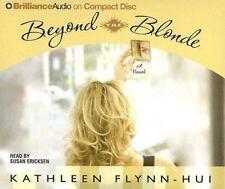 Used,Good Beyond the Blonde Audio CD Kathleen Flynn-Hui