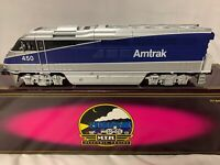✅MTH PREMIER AMTRAK SURFLINER F59PH DIESEL ENGINE! PASSENGER CAR TRAIN O GAUGE