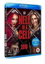 WWE Hell In A Cell 2016 [Blu-ray] NEU Region Code B Rollins vs. Owens