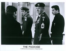 Gene Hackman & Tommy Lee Jones The Package Unsigned Glossy 8x10 Promo Photo