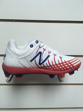 New Balance Mens Limited Edition Puerto Rico PL4040v5 Low Molded Cleats