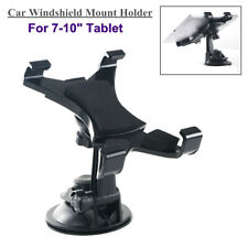 "360° Rotation Car Windshield Mount Holder Suction Stand Cradle For 7-10"" Tablet"