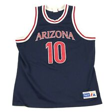 Vintage Majestic Arizona Basketball Jersey Men 2Xl Xxl UofA Beardown Made In Usa