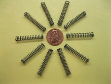 10 Pcs Small Compression Springs  1-1/4 in. Long x 3/16 in. OD