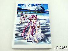Aria the Illustration Avvenire Japanese Artbook Japan Animation Book US Seller